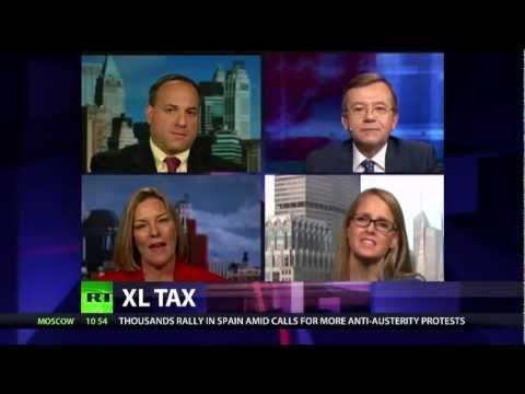 CrossTalk: Fat Tax