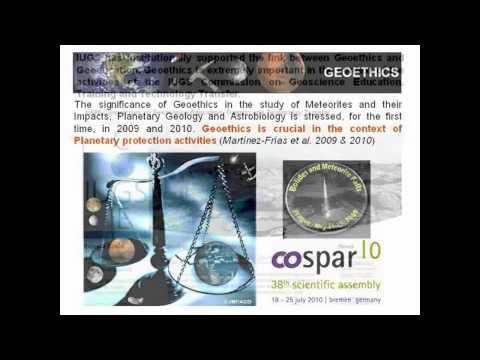 Geoethics IAGETH