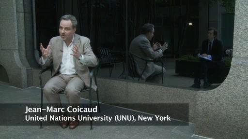 Lucidity in Naïveté? Jean-Marc Coicaud on Kant, peace, and the UN