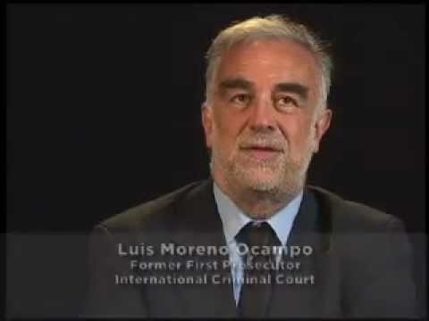 Luis Moreno-Ocampo: What Is the World's Greatest Ethical Challenge?