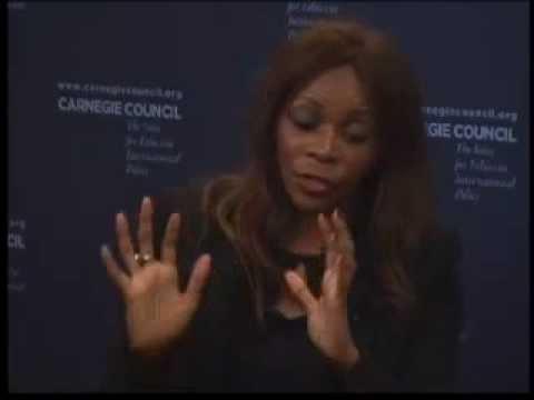 Dambisa Moyo: Responding to Criticism from Jeffrey Sachs