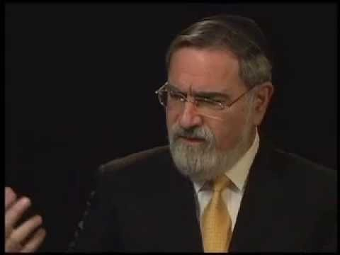 Rabbi Jonathan Sacks on the World's Greatest Ethical Challenges