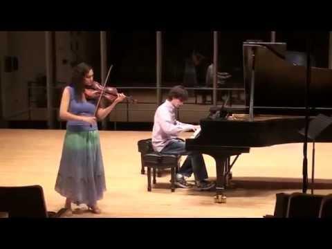 Gabriel Riccio & Sophia Uddin - Between Entwines