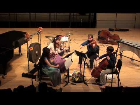 Mandelbrot Quartet 'Hedonistic Ritual - Spectres, Remnants [Fragment Until Gong] - Interruptions'