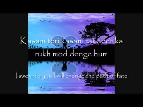 Agar Tum Mil Jao Lyrics & English Translation HQ