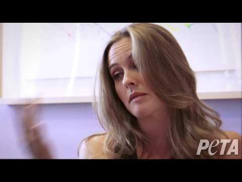 PETA's Alicia Silverstone Interview