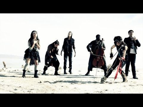 [Official Video] Radioactive - Pentatonix & Lindsey Stirling (Imagine Dragons cover)