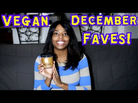 Vegan December Favorites!