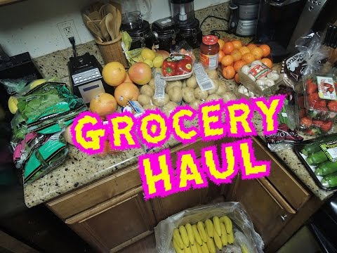 New Year Grocery Haul!