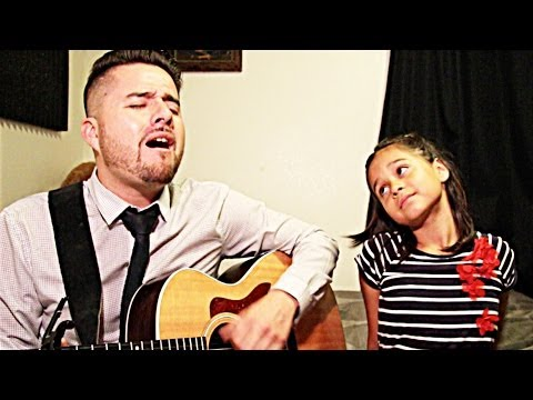 Counting Stars - One Republic Acoustic Cover ( Jorge & Alexa Narvaez)