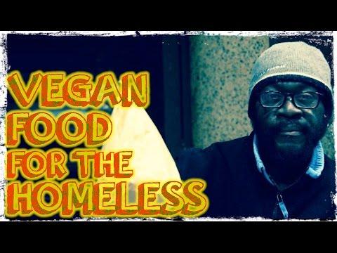 Vegan Food For The Homeless | Brown Paper Bag Movement