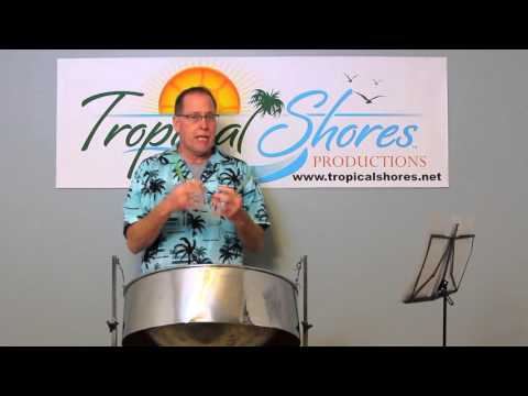 Jammin - Tropical Shores Steel Drum Lessons