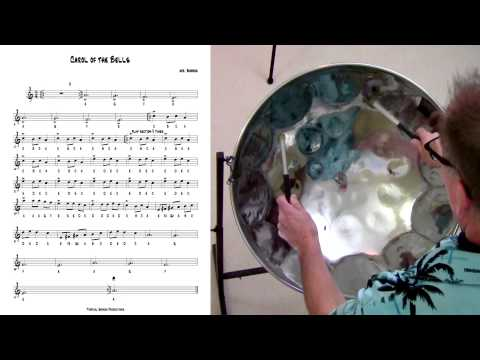 Carol of the Bells - Tropical Shores Steel Drum Lessons
