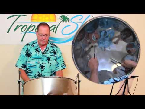 St. Thomas - Tropical Shores Steel Drum Lessons
