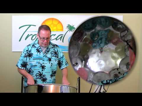 Always On My Mind - Tropical Shores Steel Drum Lessons
