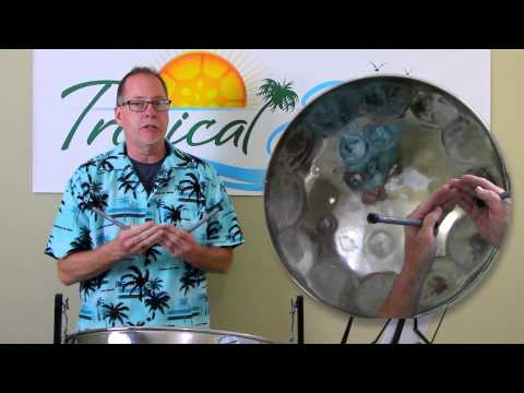 The Tide is High - Tropical Shores Steel Drum Lessons