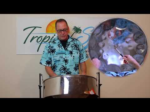 Tequila - Tropical Shores Steel Drum Lessons