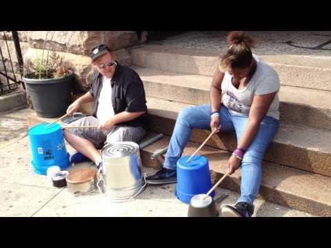 The Aggrolites - Reggae Summertime (Percussion Version)