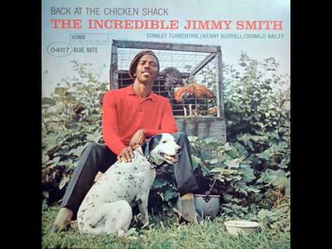 JIMMY SMITH, Back At The Chicken Shack (Smith)