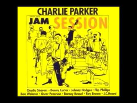 Charlie Parker -Jam Sessiom - Funky Blues