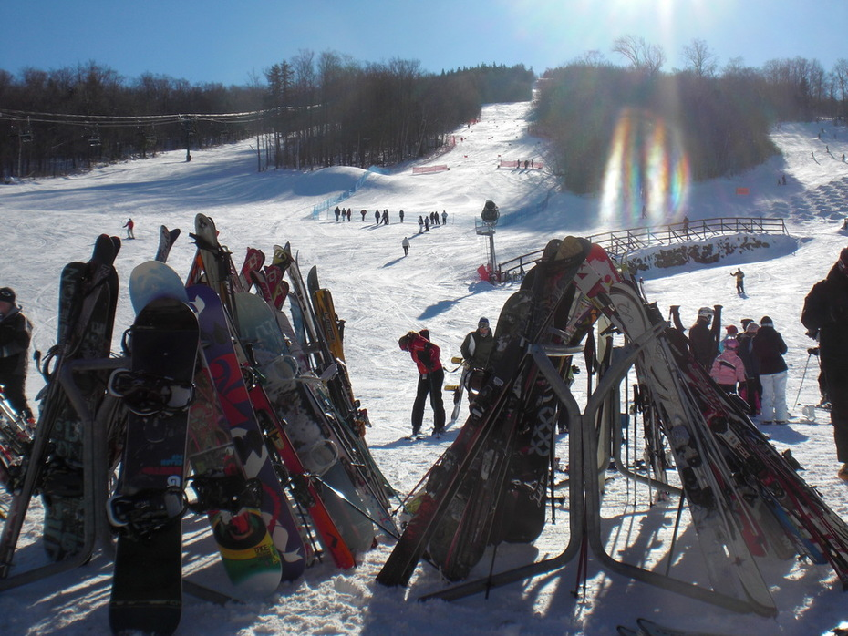 Loon Mountain Ski