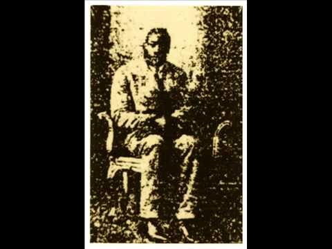 'The House Of The Rising Sun' 1928 TEXAS ALEXANDER, Texas Blues Legend