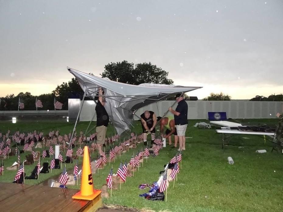 HG Storm damage