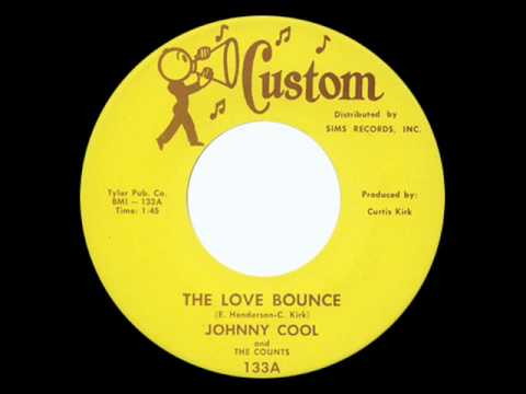 Johnny Cool & The Counts - The Love Bounce