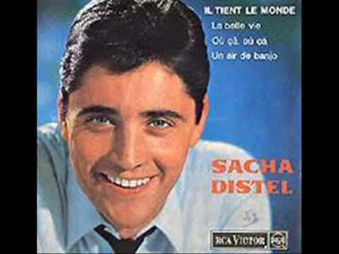 Sacha Distel. Oui, oui, oui