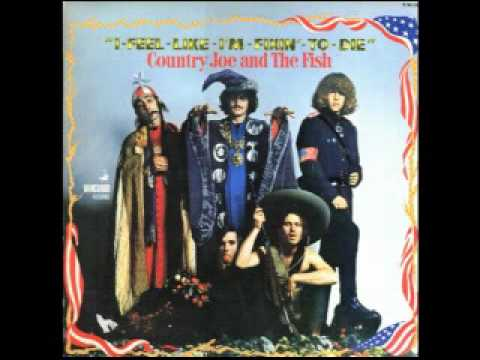 Country Joe&The Fish-Pat'sSong
