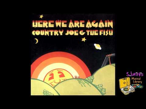 Country Joe & The Fish - Crystal Blues