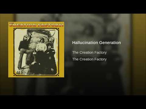 The Creation Factory - Hallucination Generation