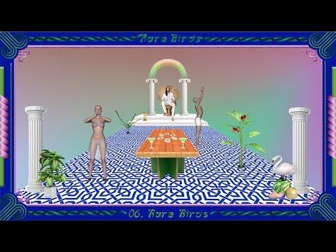 Jonathan Wilson -  Rare Birds   (Full Album 2018)
