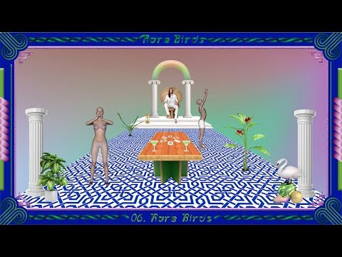 Jonathan Wilson -  Rare Birds   (Full Album 2018)