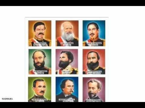 Presidentes del Perú