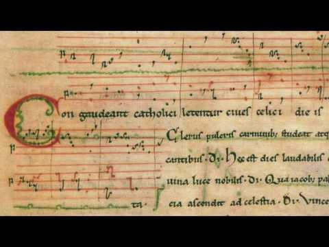 chant- Plein chant- Benedicamus Domino, Deo gracias