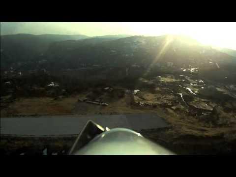 Ventus glider flight in Amaz (LEBANON)