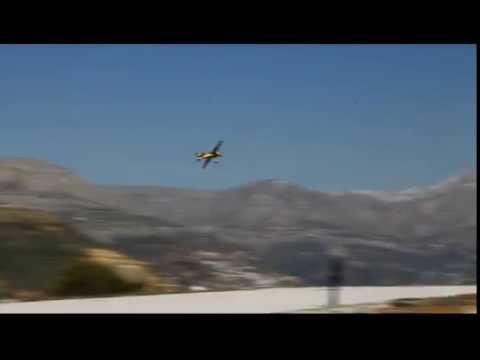 Seagull Edge 540 take off