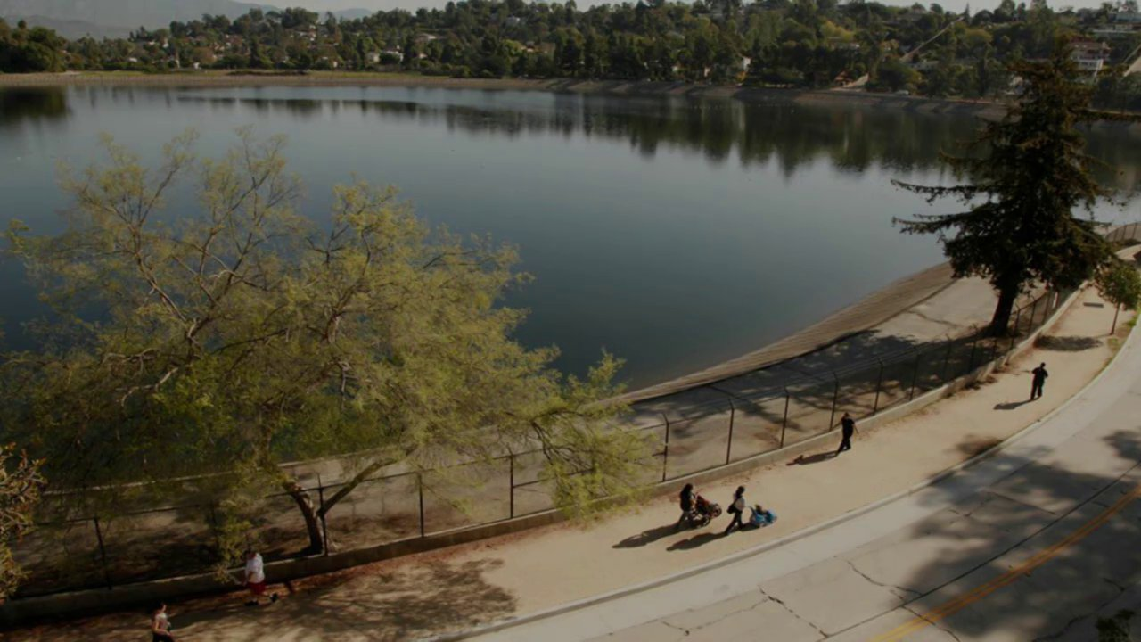 The Silver Lake Reservoir + Meadow Park- PlaceMaking in Los Angeles, One Space at a Time
