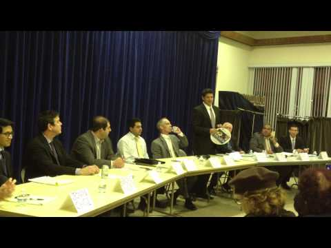 Silver Lake City Council District 13 Candidate Forum