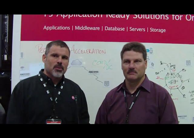 Oracle OpenWorld 2010 - PeopleSoft Acceleration