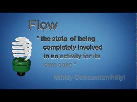 mihaly csikszentmihalyi flow theory