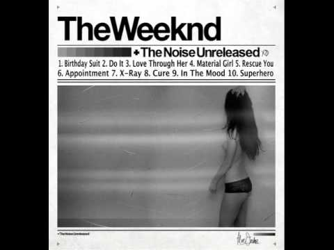 The Weeknd ( The Noise Unreleased EP ) 01. Birthday Suit ( Drake Demo Reference )