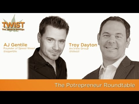 The Potrepreneur Roundtable with SpeedWeed and ArcView Group