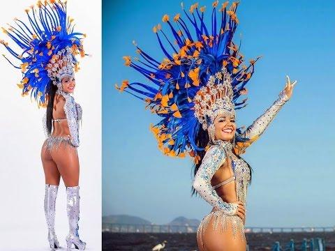 Entrevista Ganadora Concurso de Samba: Carol Bernal