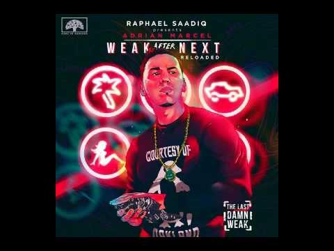Adrian Marcel - Weak After Next: Reloaded [FULL Mixtape]