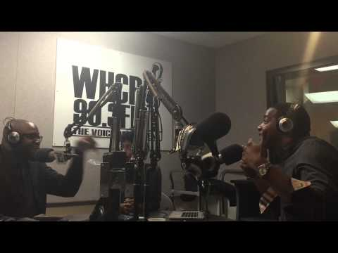 Jay talks w/ Ash Cash about blacks and real estate, reparations and freedom for African Americans