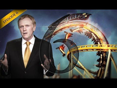 Rollercoaster Crash: Top 4 Reasons For Deflation - Hidden Secrets Of Money 6 (Mike Maloney)