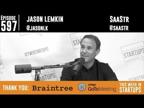 """""""Godfather of SaaS"""" Jason Lemkin shares his Saastr community, criteria for investing & what's next"""
