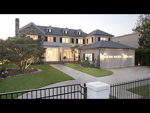 See LeBron James' $21 Million Brentwood Mansion